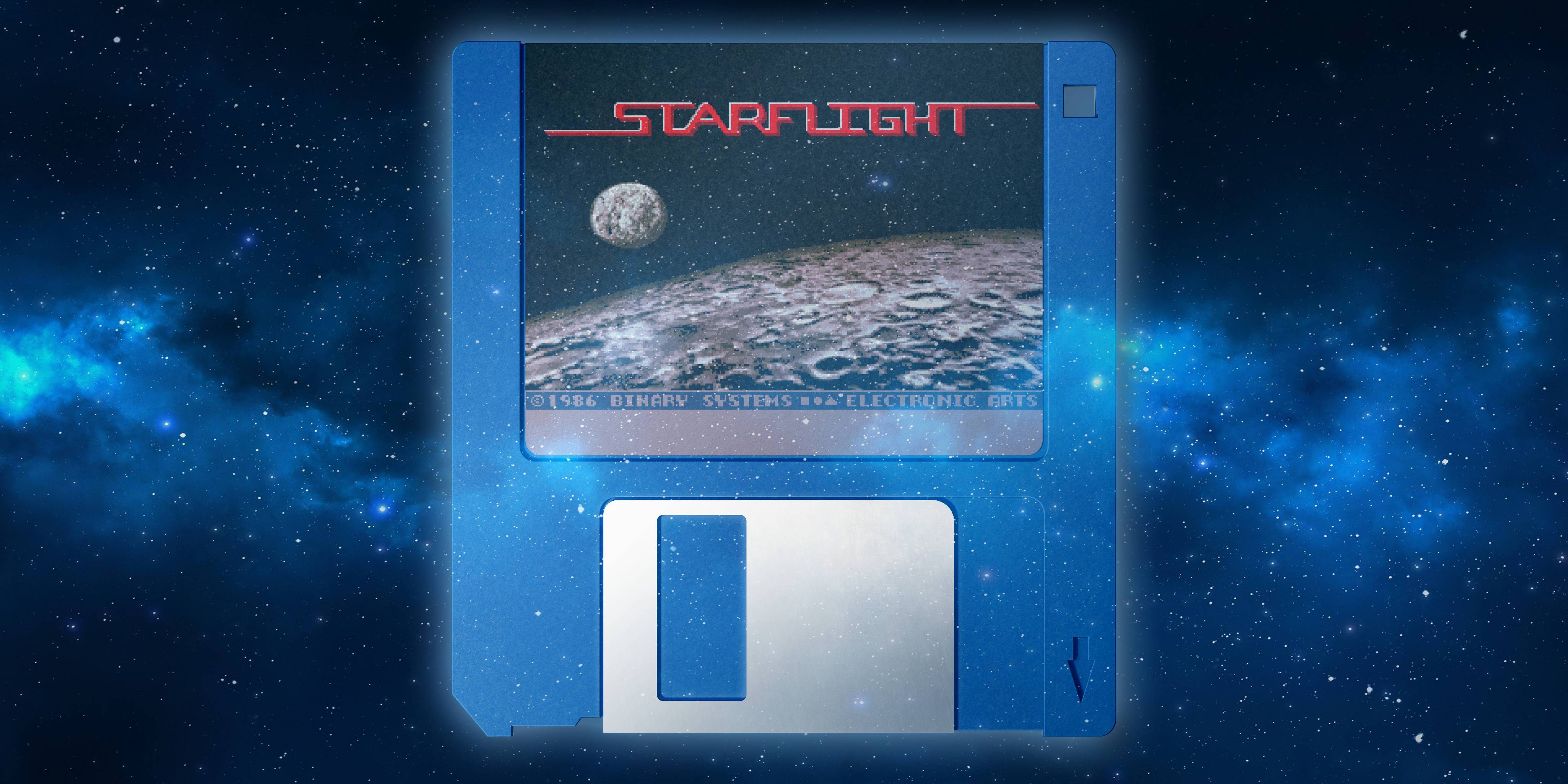 Starflight 1 (1986) from Binary Systems, Electronic Arts<em>© Electronic Arts, modified by Krischan</em>