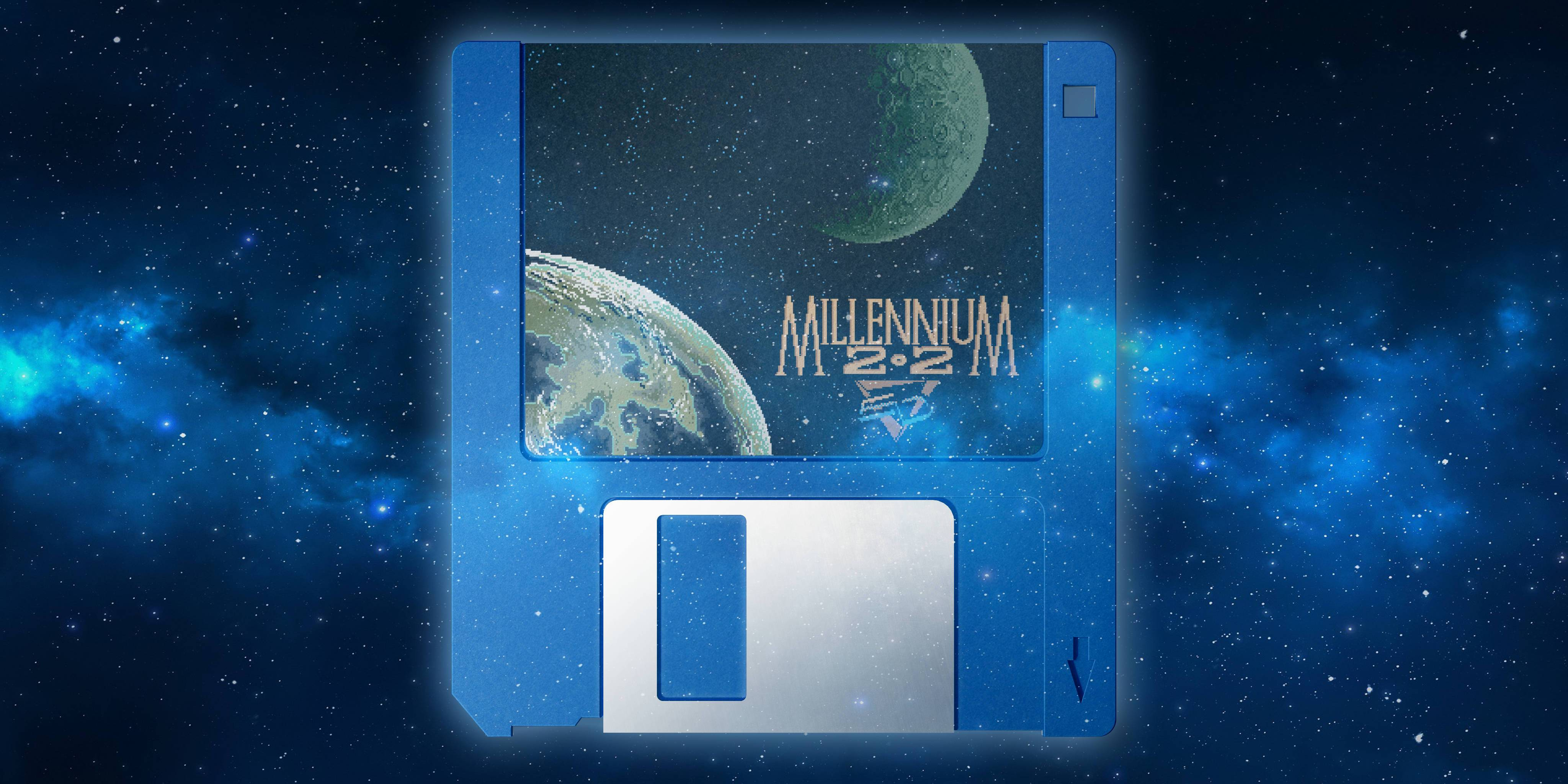 Millennium 2.2 (1989) from Electric Dreams Software<em>© Electric Dreams Software, modified by Krischan</em>